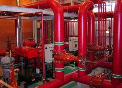 Внутренний противопожарный водопровод