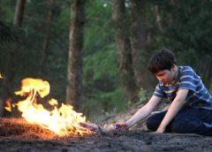 Обращение детей с огнем
