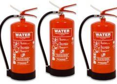 Водный огнетушитель