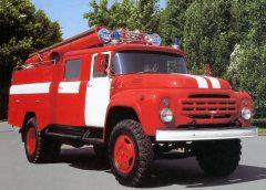 ЗИЛ пожарный
