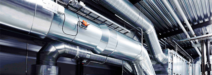 Система вентиляции и дымоудаления