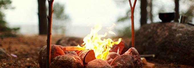 Возникновение пожара