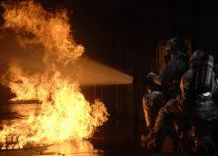 Решающее направление на пожаре