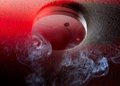 Проверка работы пожарной сигнализации