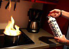 Огнетушитель для дома и квартиры