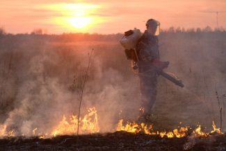 Причины возникновения пожаров