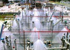 Система водяного тушения