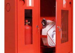 Пожарный шкаф