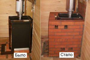 Огнестойкие материалы для печей: раствор для кладки кирпича, затирка и термостойкие листы для отделки
